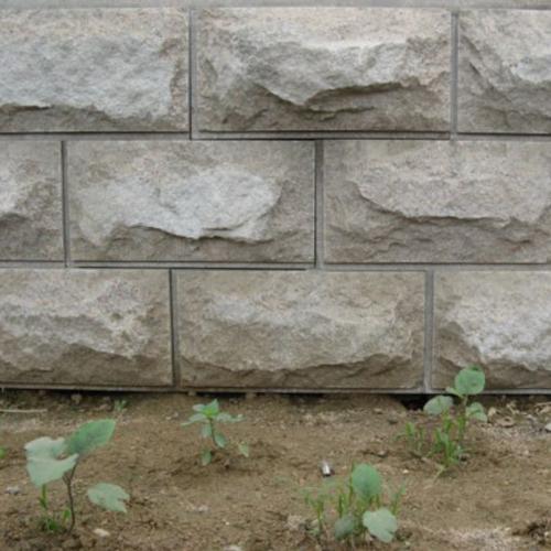 蘑菇石墙干挂